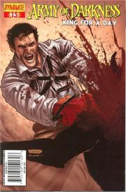 Army Of Darkness #13 (2008) Dynamite Entertainment comic book